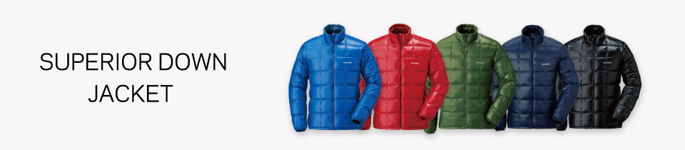 Superior Down Jacket