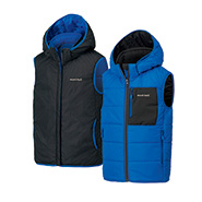 Thermaland Hooded Vest Kid's 130-160