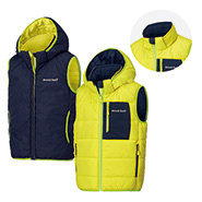 Thermaland Hooded Vest Kid's 100-120