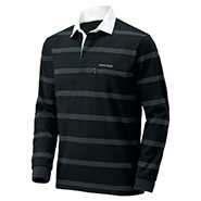 Wickron Rugger Shirt Long Sleeve Men's