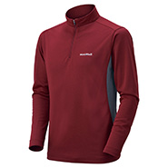 Wickron Zeo Long Sleeve Zip Shirt Men's