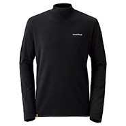 Merino Wool Plus High Neck Shirts Men's