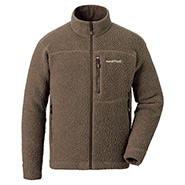 CLIMAPLUS Shearling Jacket Men's
