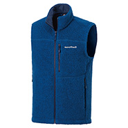 CLIMAPLUS Shearling Vest Men's