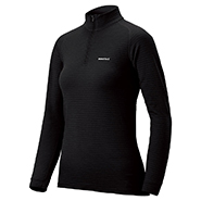 Super Merino Wool EXP. High Neck Shirt Women's