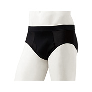 ZEO-LINE Cool Mesh Brief Men's