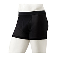 ZEO-LINE Cool Mesh Trunks Men's