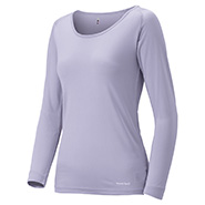 Superior Silk L.W. Round Neck Shirt Women's