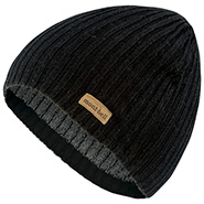 Rib Knit Watch Cap