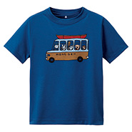 Wickron T Kid's mont-bell Bus 100-120