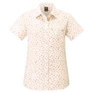 Wickron Light Print Short Sleeve Shirt Women's