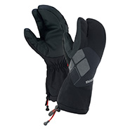 Powder Trigger Finger Mittens Men's