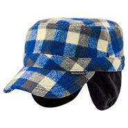 Wool Country Work Cap