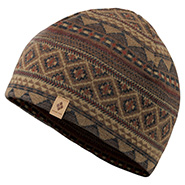 Merino Wool Jacquard Watch Cap