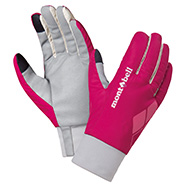 Light Winter Trekking Gloves Women's