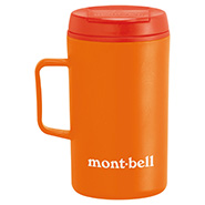 Thermo Mug 330 mont-bell Logo