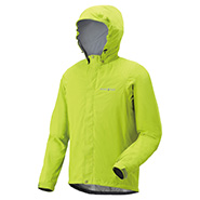 Super Stretch Cycle Rain Jacket