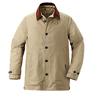 Canvas Country Down Jacket