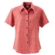 Guatemalan Hand Woven Short Sleeve Shirt Women's