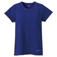 COTTON T ONE POINT LOGO WOMEN'S