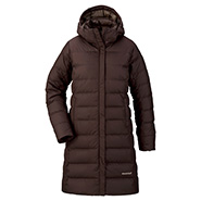 Travel Down Long Coat Women's