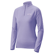 Cool Long Sleeve Zip Shirt Women's
