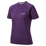 Merino Wool Plus Light T Women's